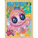 Sequin-Art Smoogles Paillettenbilder Oktopus 1813